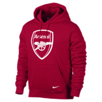 Arsenal Core Men's Hoodie (Red)
