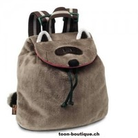 Toon-boutique.ch - Raccoon Little Backpack