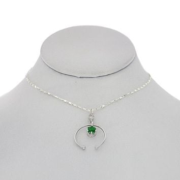 Emerald Theia Choker