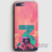 Chance The Rapper Colorfull Face iPhone 7 Plus Case | casefantasy