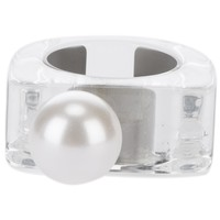 Mm6 By Maison Martin Margiela Square Ring