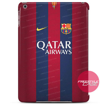Barcelona FC Jersey Nike Style iPad Case 2, 3, 4, Air, Mini Cover
