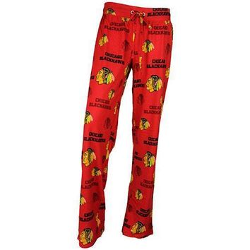 College Concepts Chicago Blackhawks Womens Insider Pants