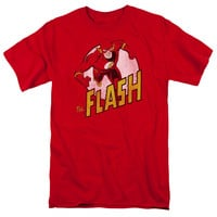 DC The Flash Adult T-Shirt