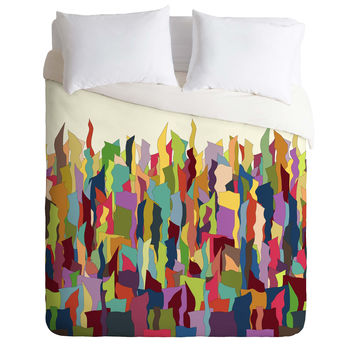 Sharon Turner Uprising Duvet Cover