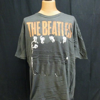 Bands A Make Her Dance Beatles Shirt 2