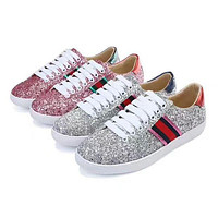 Gucci Women Fashion Casual Sneakers Sport Shoes