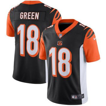 Youth Cincinnati Bengals A.J. Green Nike Black Vapor Untouchable Limited Player Jersey