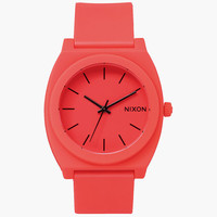 Nixon Time Teller P Watch Neon Orange One Size For Men 25996856301