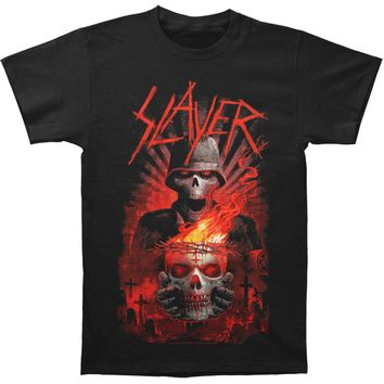 Slayer Men's  Slayer Doom T-shirt Black
