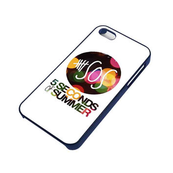 5 SECONDS OF SUMMER 5 5SOS iPhone 4 / 4S Case