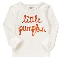 Little Pumpkin Tee