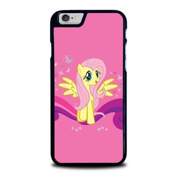 my little pony fluttershy iphone 6 6s case cover  number 1