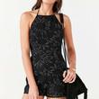 Kimchi Blue Floral Burnout Romper - Urban Outfitters