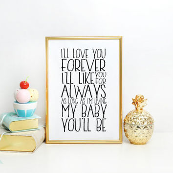 Baby Boy Gifts for Boy, Playroom Rules Decor, Baby Nursery Decor, Nursery Quote Art Baby Boy Nursery Decor Boys Nursery Art Nursery Decor