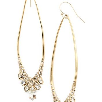 Women's Alexis Bittar 'Miss Havisham' Jagged Cluster Teardrop Earrings - Gold