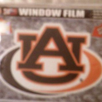 "Auburn Tigers War Eagle 8"" Auto Window Film Glass Decal Football University of"