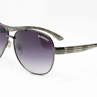 DCCKJ1A Burberry Stylish Ladies Men Summer Sun Shades Eyeglasses Glasses Sunglasses #1 I-ANMYJ-BCYJ