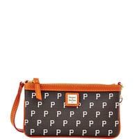 MLB Pirates Large Slim Wristlet
