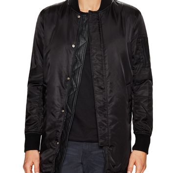 Rogue State Zip-Front Nylon Jacket