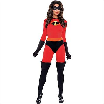 Mrs. Incredible Costume - The Incredibles