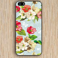 iPhone 6 case flowers case colorful case iphone case,ipod case,samsung galaxy case available plastic rubber case waterproof B013