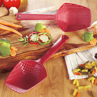 Set of 2 Scoop Colanders