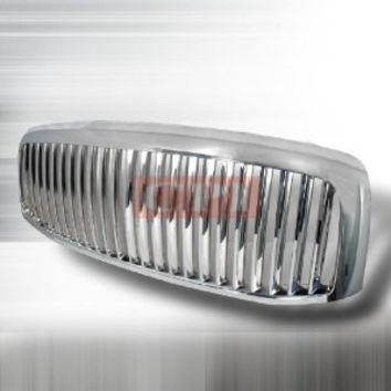 DODGE 2006-2007 DODGE RAM PICK UP VERTICAL GRILLE CHROME PERFORMANCE
