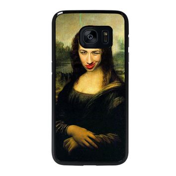 MIRANDA SINGS MONA LISA Samsung Galaxy S7 Edge Case