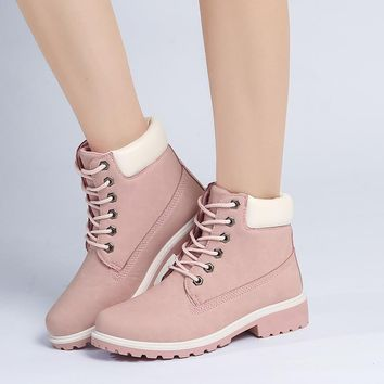 Best Quality Flat Heel Fashion Women's Boots
