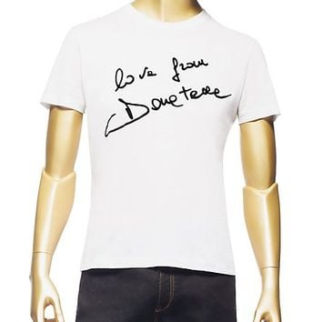 "Versace - ""Love From Donatella"" T-shirt"
