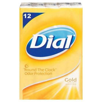 Dial Gold Bar Soap - 12 Count
