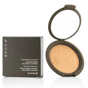 Becca Luminous Blush - # Blushed Copper Make Up