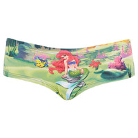 Little Mermaid Cheeky Pant - Lingerie & Sleepwear - Clothing - Topshop USA