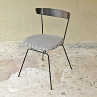Clifford Pascoe for Modernmasters Iron Desk Chair