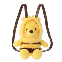 Winnie the Pooh Plush Backpack Color of Pooh Disney Store Japan - VeryGoods.JP