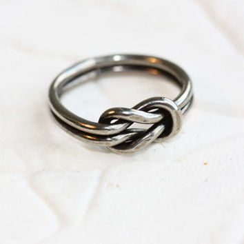 Sailor Knot Ring - Size 4