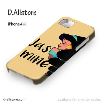 Jasmine Disney Princess for Iphone 4/4S Iphone 5/5S/5C Iphone 6/6S/6S Plus/6 Plus 3D Phone case