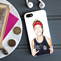 Ashton Irwin iPhone 5S Case Sintawaty.com