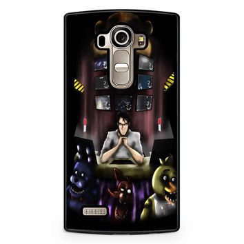 Five Nights At Freddy S 5 LG G4 Case