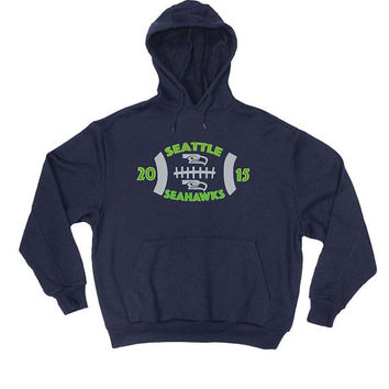 seattle seahawks 2015 pullover fleece hoodie For Mens and Womens