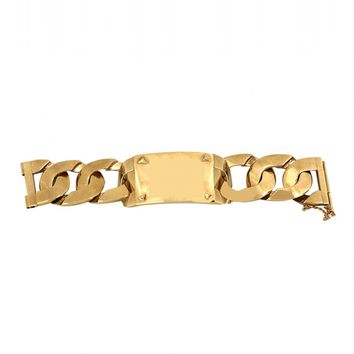 House of Harlow 1960 Jewelry ID Bracelet