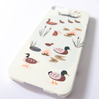 Duck Pond iPhone Slim Case - iPhone Case - iPhone 5 Case -  iPhone 5s Case