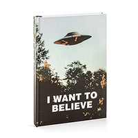 X-Files I Want to Believe Journal