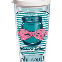 Simply Southern® Mason Jar - Wrap with Lid | 24oz Tumbler | Tervis®