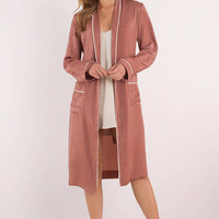 What About Us Longline Duster