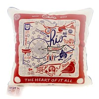 Home Decor Ohio Pillow Home Decor