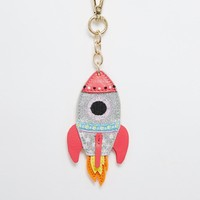 Skinnydip | Skinnydip Rocket Bag Charm at ASOS