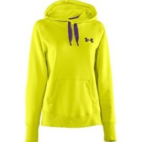 Under Armour Women's Charged Cotton Storm Fleece Pullover Hoodie - Dick's Sporting Goods