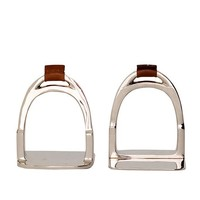 Horseshoe bookends (set of 2) | Eichholtz